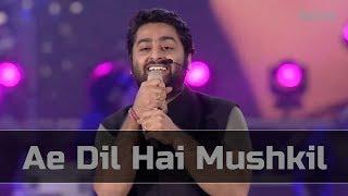 Ae Dil Hai Mushkil - MTV India Tour | Arijit Singh Live
