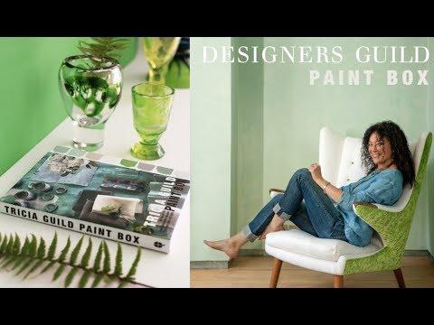 Tricia Guild talks Paint Box