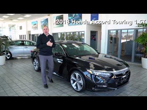 New 2018 Honda Accord Sport 1 5t 4d Sedan In Crystal Lake H180975