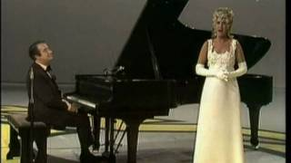 Victor Borge+Marilyn Mulvey ,(by SUNNY RAINBOW)