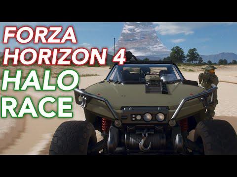 We Played Forza Horizon 4's Halo Event