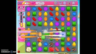 Candy Crush Level 1663 help w/audio tips, hints, tricks