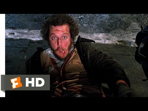 Home Alone 2: Lost in New York (1992) - Give It to Me Scene (2/5) | Movieclips