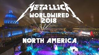 Metallica   WorldWired North America 2018   The Concert [1080p]