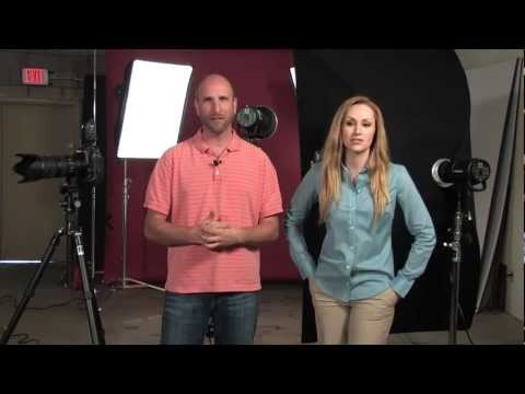 Lighting Faces Using Grids Ep 107: Exploring Photography with Mark Wallace: Adorama Photography TV
