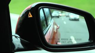 Active Blind Spot Detection | BMW Genius How-To