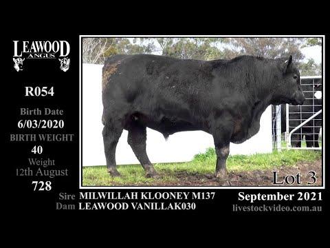 LEAWOOD MILL R054