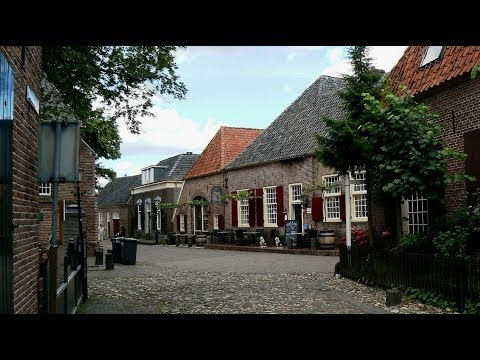 Kleinste stadje van Nederland - Bronkhorst (Achterhoek)