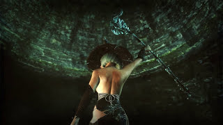 Cassandra Frost Witch Outfit (Skyrim MOD)