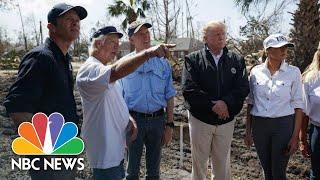 Scenes From President Donald Trump