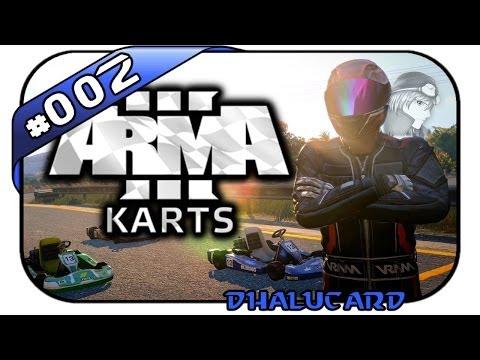 Arma III Walkthrough - Arma 3 Karts #001 - Welcome to Arma 3