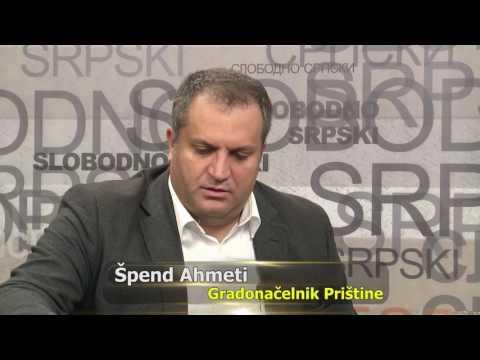 Slobodno srpski sa Spendom Ahmetijem