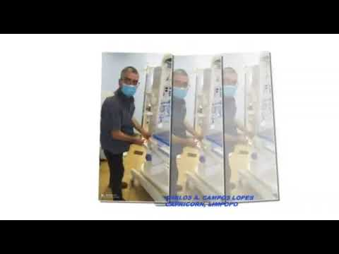 Destacada labor de electromédicos en Sudáfrica