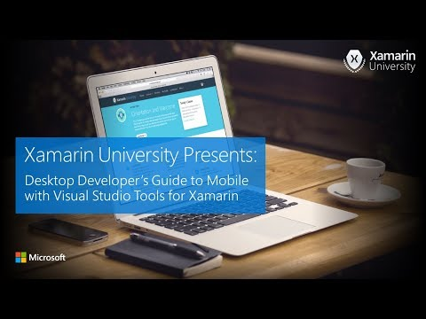 mp4 Developer Xamarin Guides, download Developer Xamarin Guides video klip Developer Xamarin Guides
