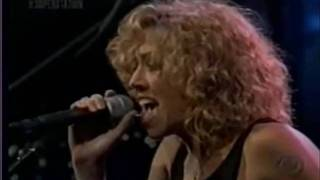 "Sheryl Crow & Steve Earle - ""Time Has Come Today"" - live - Chambers Brothers"