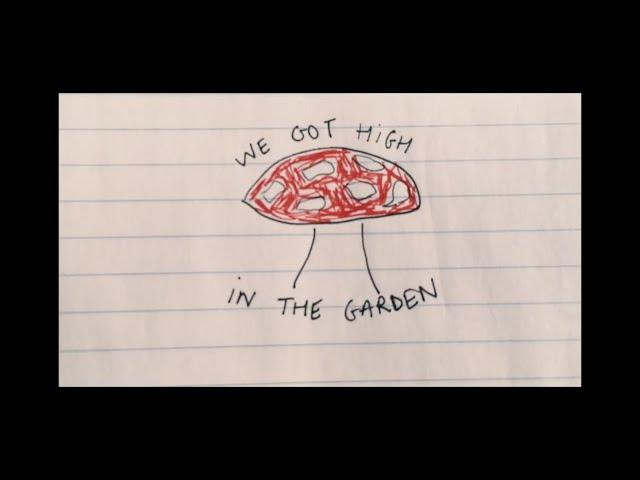 High in the Garden (Lyric) - Sorcha Richardson