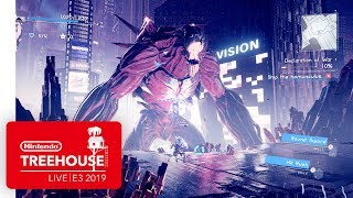 ASTRAL CHAIN Gameplay Pt. 2 - Nintendo Treehouse: Live | E3 2019
