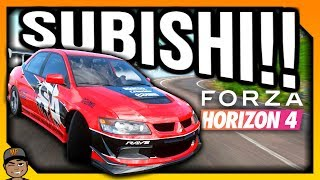 Forza Horizon 4 Live: Update 5 Open Lobby! *Mitsubishi Builds!*