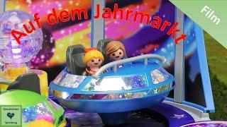 Playmobil Film Deutsch AUF DEM JAHRMARKT ♡ Playmobil Geschichten Mit Familie Miller