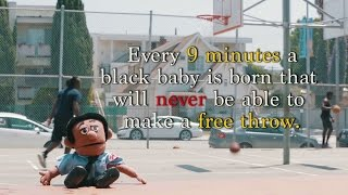 Black and Can't Play Basketball   Awkward Puppets