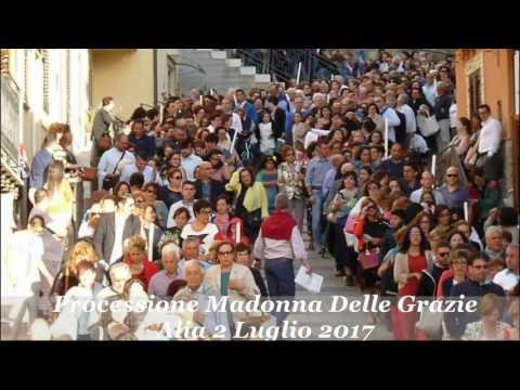 Alia 02 Luglio 2017 - Processione Madonna Delle Grazie