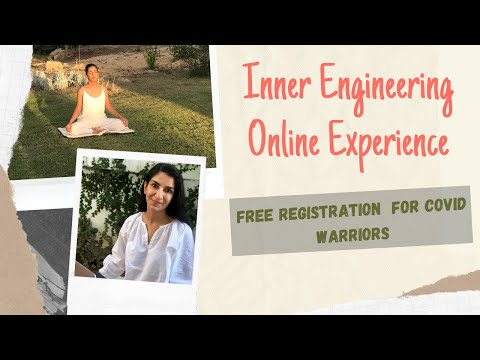 Inner Engineering Online all Details | Flat 50% OFF for ALL | My ...