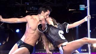 Coki Ramirez - Bailando por un sueño agosto 2011 - Baile del Caño HD720p