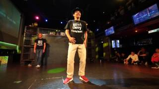 O.G.S(YUKI+ACKY) Beat Around vol.18 慶應大 ダンスサークル Revolveイベント