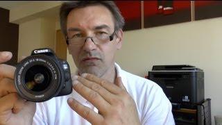 Canon EOS 100D - Preview (Deutsche Version)