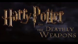 Harry Potter And The Deathly Weapons Trailer - HD