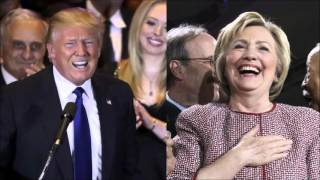 Trump, Clinton cruise to victory in New York