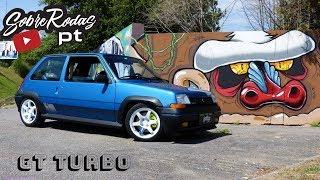 Um GT turbo a moda antiga isto sim é um carro