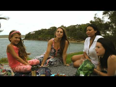 Sirena (Stephanie Bruno) 'Something About the Summertime' Official Music Video