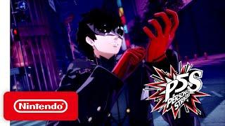 Persona 5 Strikers - Announcement Trailer - Nintendo Switch