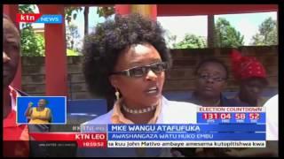 Gavana Hassan Joho amemlaumu Rais Uhuru kwa masaibu yanayomkumba