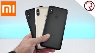 Xiaomi Mi A2 (Mi 6X) Smartphone Review - Best $300 Phone