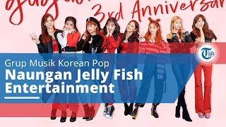 Gugudan, Girlband K-POP Naungan Pelantun Wonderland
