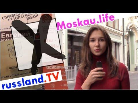Special: Ergebnis der Dumawahl Russland [Video]