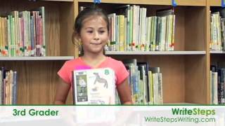 3rd Grade Common Core Writing, A Student Opinion, From WriteSteps