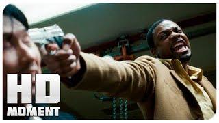Монашка, Картер и Ли допрашивают преступника - Час пик 3 (2007) - Момент из фильма
