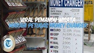 Viral di Medsos, Pemandu Wisata Marahi Petugas Money Changer yang Curangi Turis Bule saat Tukar Uang