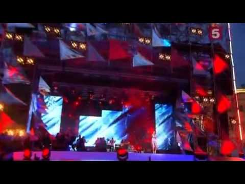 МакSим - 'Весна', Алые Паруса 2011
