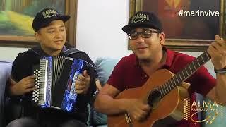 "Video thumbnail of ""Juan Pablo Marín & Carlos Olivera - Bebiendo yo"""