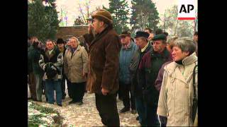 GERMANY: BERLIN: COMMUNIST LEADERS ASSASSINATED IN 1919 REMEMBERED