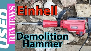 Einhell 15kg 1600W Demolition Hammer 230V Jack Hammer