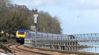 preview picture of video '43027 and 43079 at Starcross'