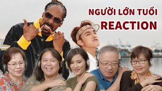 Người lớn tuổi ở Mỹ lần đầu nghe Sơn Tùng MTP | Hãy Trao Cho Anh Ye's Coming REACTION