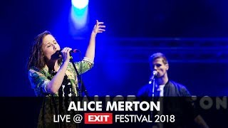 EXIT 2018 | Alice Merton Live Performance @ Main Stage + Interview