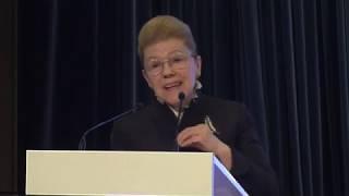 Тупое выступление сенатора Мизулиной Е.Б.: Запрет – это свобода, Права – это несвобода. [22.04.2019]