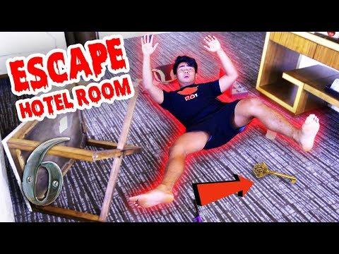ESCAPE THE HOTEL ROOM!